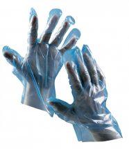 DUCK BLUE kesztyű PE kék 500db - 10