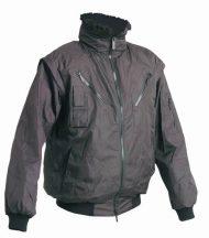PILOT kabát fekete L