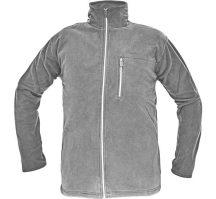 KARELA polár kabát szürke XL
