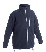 KARELA polár kabát navy kék XL