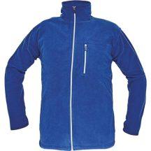 KARELA polár kabát royal kék XL