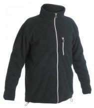 KARELA polár kabát fekete XL