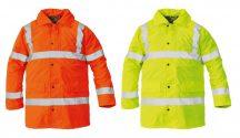 SEFTON kabát HV narancssárga XL