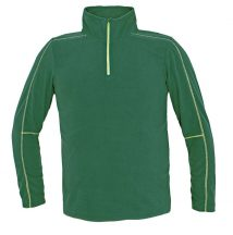 WELBURN polár pulóver zöld XL