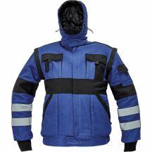 MAX WINTER RFLX dzseki kék/fekete 56