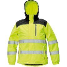 KNOXFIELD HV téli dzseki sárga XL