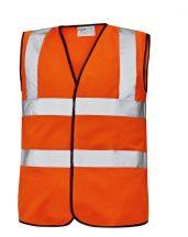 LYNX PLUS mellény HV narancssárga XL
