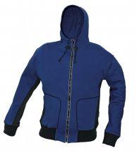 STANMORE pulóver kapucnival kék - XL