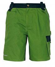 STANMORE rövidnadrág zöld/fekete 56