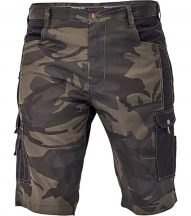 CRAMBE rövidnadrág terepszínű XL