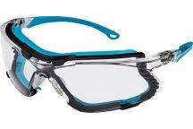MONDION IS szemüveg,TPR tömí víztiszta