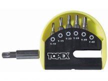 TORX BIT KLT TOPEX 39D351 6 R.