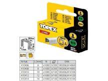 TŰZŐKAPOCS TOPEX 41E412 12 MM/1000 DB G tip.