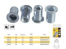 ANYASZEGECS TOPEX 43E125 M5 / 20 DB