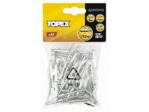 POPSZEGECS TOPEX 43E301 3,2X8/50 DB