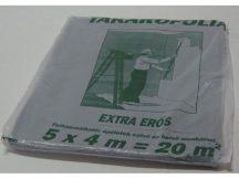 TAKARÓFÓLIA 4X5 M EXTRA ERŐS 30 mikron