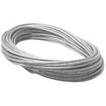SODRONYKÖTÉL _ 4/3 MM, PVC BEV. 6X7 /200 M