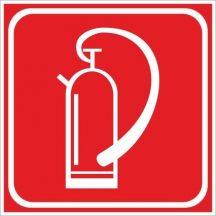 Tűzoltókészülék (TÁBLA)