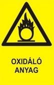 Oxidáló anyag! (TÁBLA)