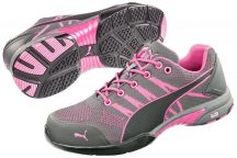 Puma Celerity Knit Pink Wns S1P HRO SRC női védőcipő (42)