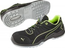 Puma Fuse TC Green S1P ESD SRC Védőcipő (43)
