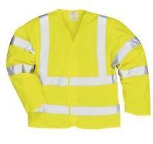 Portwest C473 Jól láthatósági dzseki (ujjas mellény) (SÁRGA, L/XL)