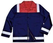 Portwest FR55 Antisztatikus kéttónusú kabát (NAVY, XL)