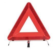 HV10 - Elakadást jelző háromszög - narancs