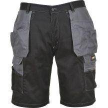 KS18 - Granite rövidnadrág - Fekete (XL)