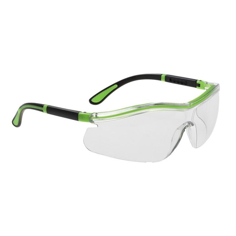 PS34 - Neon védőszemüveg - víztiszta 9da77eb357