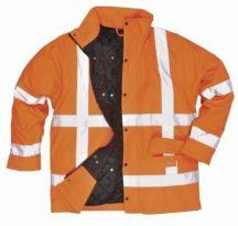 Portwest R460 RWS Traffic kabát (NARANCS XL)