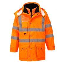 Portwest RT27 HiVis 7:1 kabát, GO/RT(NARANCS XL)