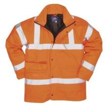 Portwest RT30 Jól láthatósági kabát (NARANCS XL)