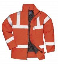 Portwest RT34 Jól láthatósági, lélegző kabát GO/RT (NARANCS XL)