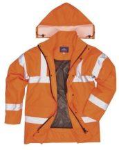 Portwest RT60 Jól láthatósági, lélegző dzseki (Class 3) (NARANCS XL)