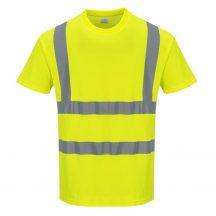 S170 - Cotton Comfort póló - sárga (XL)