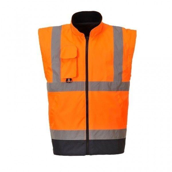 Vásárlás: Portwest E040 Jól láthatósági dzseki, sárga (PW