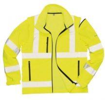 Portwest S428 Jól láthatósági Softshell dzseki (SÁRGA XL)