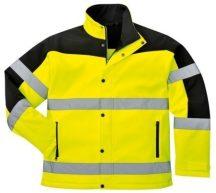 Portwest - S429 Kéttónusú Softshell kabát (SÁRGA XL)