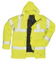 Portwest S461 Jól láthatósági lélegző dzseki (SÁRGA XL)