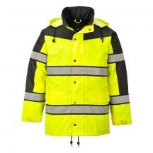 S462 - Classic kéttónusú kabát (XL)