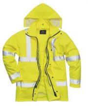 Portwest S468 Jól láthatósági 4 az 1-ben kabát (SÁRGA XL)