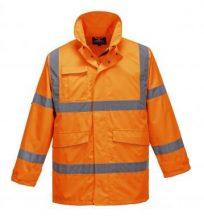 S590 - Extreme Parka kabát - narancs,XL