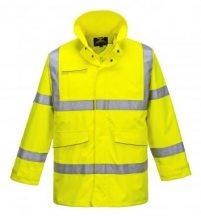 S590 - Extreme Parka kabát - sárga,XL