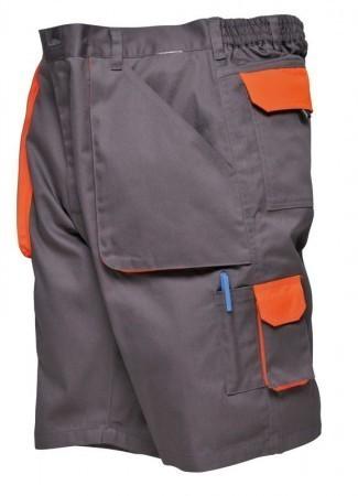 2de771c6e3 Portwest TX14 Texo Contrast rövidnadrág (SZÜRKE XL)