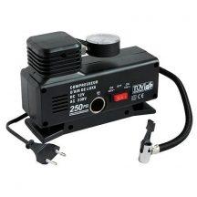 Aircom AC250 kompresszor , 250 psi, 230V / 12V
