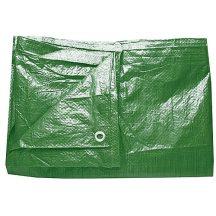 Takarófólia Tarpaulin Light 2,0x4,0 m, 65 g/m, zöld