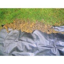 Garden H1102 agroszövet 1,0x20 m, 100 g / m2, fekete