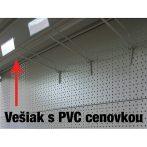 Fogas Racks H17 300 mm, s PVC árcédulával