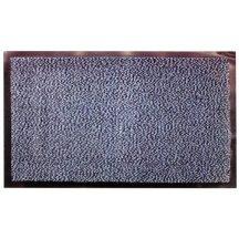 Lábtörlő MagicHome CPM 304 40x60 cm fekete/szürke